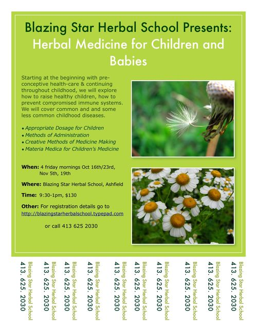 Herbal Medicine Children and BabesPDF