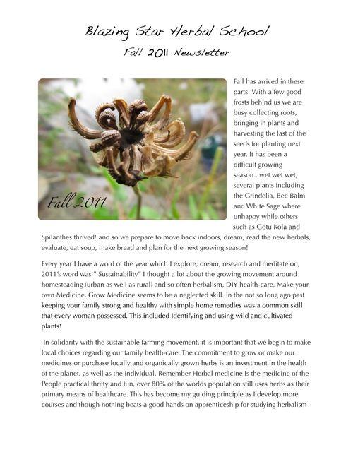 Fall Newsletterj