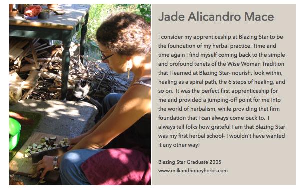 Jade Alicandro Mace