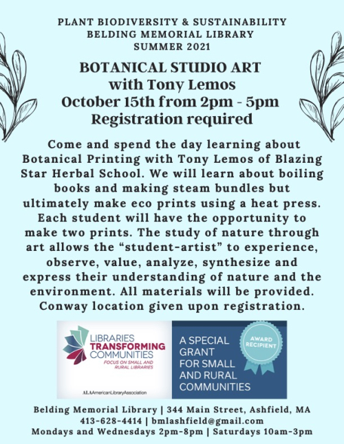 Botanical Studio Art